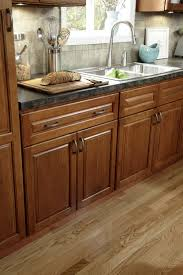American Kitchen Cabinets B Jorgsen Co St Moritz Kitchen Features Solid American Cherry