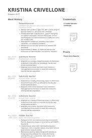 ... Fresh Idea Paraprofessional Resume 1 Paraprofessional Resume Samples