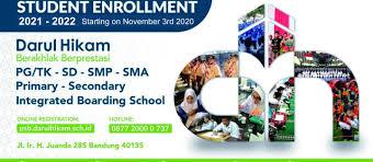 Bagi pelamar beasiswa s1 2021, baik anda yang baru lulus sma/smk/sederajat maupun yang sudah berstatus sebagai mahasiswa, pilihan beasiswa dapat anda. Penerimaan Siswa Baru Online Perguruan Darul Hikam Bandung