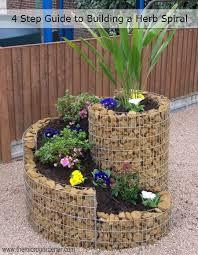 how to build a garden. How To Build A Herb Spiral Garden, Diy, Flowers, Gardening, Homesteading, Garden