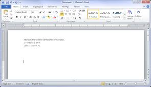 Word Mail Merge Creating Mail Merge Templates In Ms Word 2010