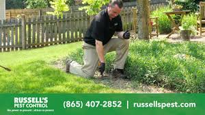 russells pest control knoxville tn. Brilliant Pest Russellu0027s Pest Control TV Commercial And Russells Knoxville Tn S