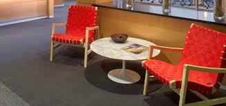 saarinen coffee table 35 round knoll