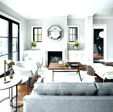 grey walls brown furniture. Grey Walls Brown Furniture Leather Couch Gray Sofa  Light