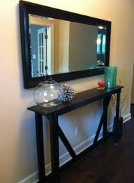 skinny entryway table. 20 Entry Table Ideas That Make A Stylish First Impression. Narrow TableEntryway Skinny Entryway