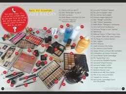 makeup artist alex babsky s basic kit essentials from two magazine