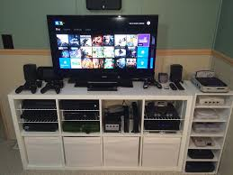 New For The Bedroom My New Setup Game Storage Gaming And Nice