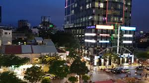 The Cafe Apartment Ho Chi Minh City