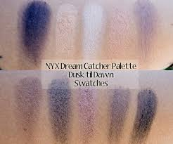 Nyx Dream Catcher Palette Swatches Stunning NYX Dream Catcher Palette Archives Honeygirl's World A Hawaii