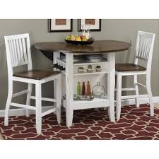 3 Piece Dining Set 3 Piece Dining Sets White Tags White 3 Piece Dining Set Stone