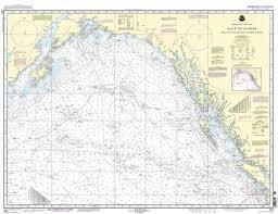 Alaska Nautical Charts Nautical Chart 531 Gulf Of Alaska Nautical Chart Gulf