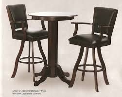 game room pub tables and chairs sets within idea 15