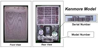 kenmore dehumidifier. welcome to the kenmore product identification page dehumidifier 3