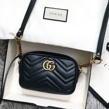 gucci 2017 bags. gucci marmont matelassé mini bag review 2017 bags