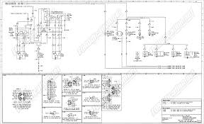 ford truck wiring diagram 1973 1979 ford truck wiring diagrams schematics fordification net