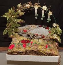 Saree Tray Decoration Soumya Creative Eye About US Trousseau Decoration Pinterest 18