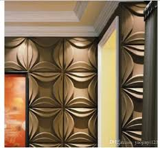 Small Picture Living Room 3d Decoration Interior Decor Wall Panels With Star