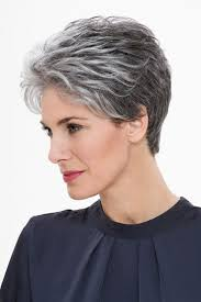 Short Grey Hair Style hairstyles short grey hair fade haircut 4661 by wearticles.com