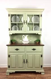 painted green furniture. Hutch In Bayberry Green Chalk Style Paint \u0026 Glazing | General Finishes Design Center Painted Furniture