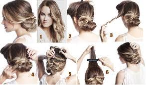 Image Coiffure Simple Cheveux Mi Long Tresse Coiffure