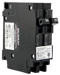 electrical using a amp tandem circuit breaker for a v enter image description here