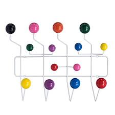 Coat Rack Black Friday LCH Eames Hang it all Replica Wall Mounted Coat Rack with Painted 29