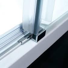 Ove Decors Shower Doors Ove Decors Sierra 60 In X 815 In Frameless Sliding Shower Door