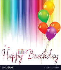 Happy Birthday Background Images Happy Birthday Background Royalty Free Vector Image