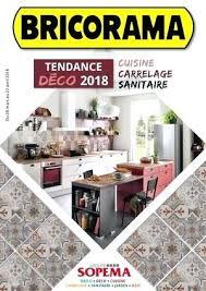 Calamaco Catalogue Tendance Deco 2018 Bricorama Cuisine Plan De