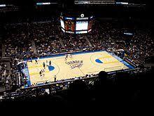 Thunder Basketball Seating Chart Chesapeake Energy Arena Wikipedia