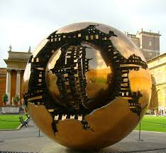 Image result for bronze globe sculptures around the world