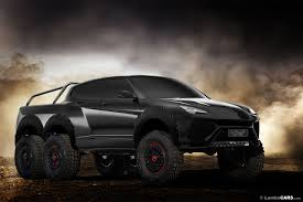 2018 lamborghini urus suv. modren 2018 lamborghini urus 6x6 pickup and production model rendered on 2018 lamborghini urus suv h