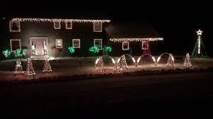 B And Q Christmas Lights Eddie B Christmas 2016 Light Show Twas The Night Before Christmas