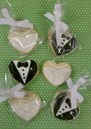 chocolate party favors for a wedding love suit cookies design worth green white sample simple ribbon