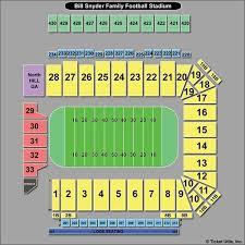 K State Football Stadium Seating Chart Kansas State Football Stadium Seating Chart Best Picture