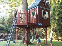 kids tree house.  Tree Five Tips To Giving Your Kids The Treehouse Of Their Dreams And Tree House