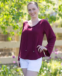 Love Notions Patterns Adorable Rhapsody Blouse Textillia