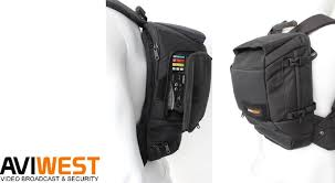 AVIWEST Eases Live Newsgathering With New Backpack Solution For DMNG PRO |  LIVE-PRODUCTION.TV
