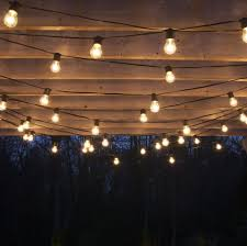 outdoor pergola lighting ideas. Captivating Outdoor Pergola Patio Bulb String Lights Ideas Lighting M