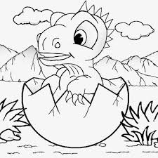 Small Picture Printable Dinosaur Coloring Pages For Kids And For Adults