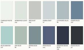 Farrow And Ball396 I Like These Blues Especially Cooks Blue