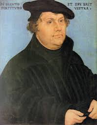 Martin Luther Continuing Reformation
