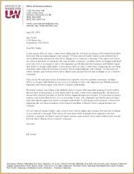 Headings For Cover Letters Proper Letter Heading Format With A