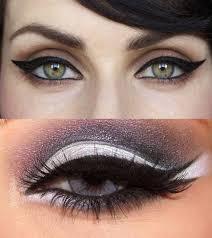 Eyeliner Chart Best 7 Eyeliner Styles And Tips For Girls