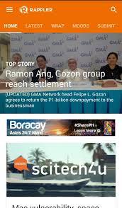 Gozon Size Chart Rappler News Social Media Apk Download Android News