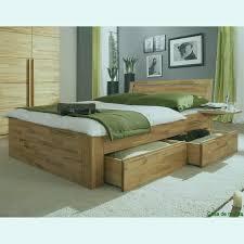 Schlafzimmer Bett 180200 Wunderbar Echtholz Schlafzimmer Komplett