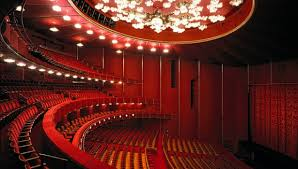 Kennedy Center Eisenhower Theater Detailed Seating Chart Kennedy Center Opera House Seating Tehno