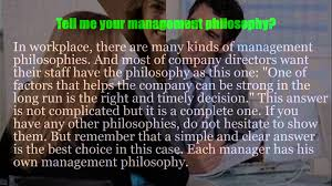 senior management interview questions and answers senior management interview questions and answers