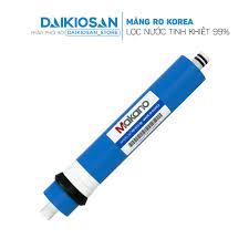 Màng lọc tinh RO Korea nhập khẩu Hàn Quốc, tiết kiệm nước thải, độ bền cao  - Dùng cho máy lọc nước Daikiosan, Makano tại Long An