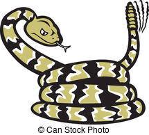 rattlesnake clipart. Delighful Rattlesnake Rattlesnake Illustrations And Clip Art On Clipart